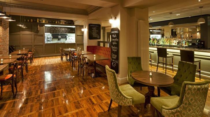 Dublin, Hotel The Address Connolly, Restaurant