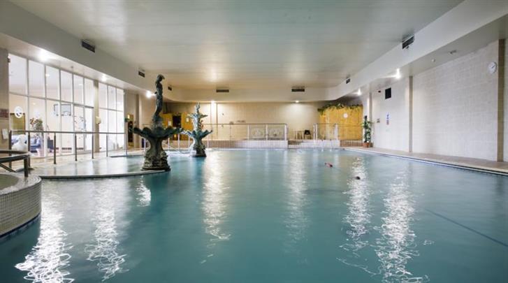 Dublin, Hotel Sheldon Park, Healthclub