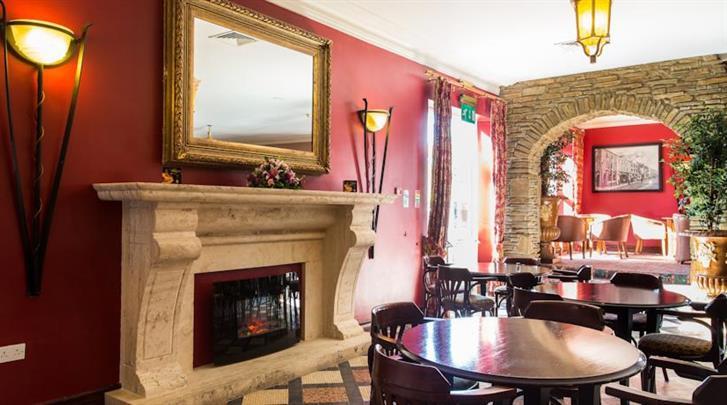 Dublin, Hotel Sheldon Park, Lobby