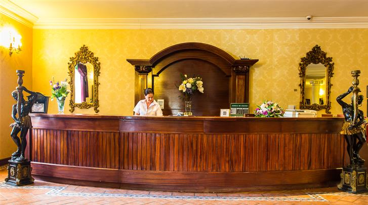 Dublin, Hotel Sheldon Park, Receptie