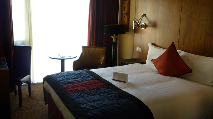 Dublin, Hotel Trinity City, Standaard kamer