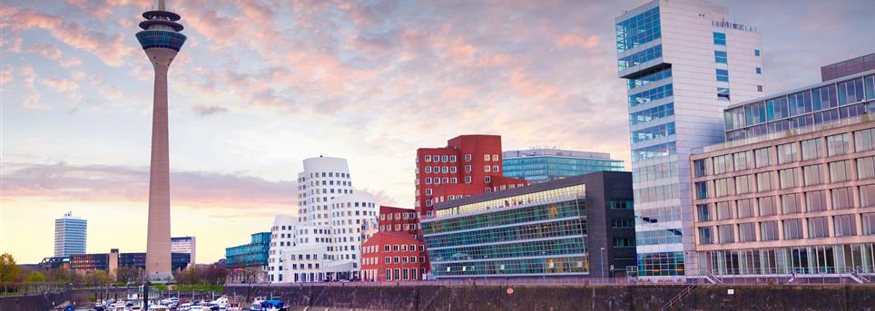 Düsseldorf, dusseldorf tv toren