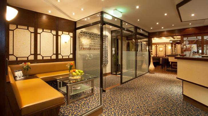 Düsseldorf, Hotel Best Western Ambassador, Lobby
