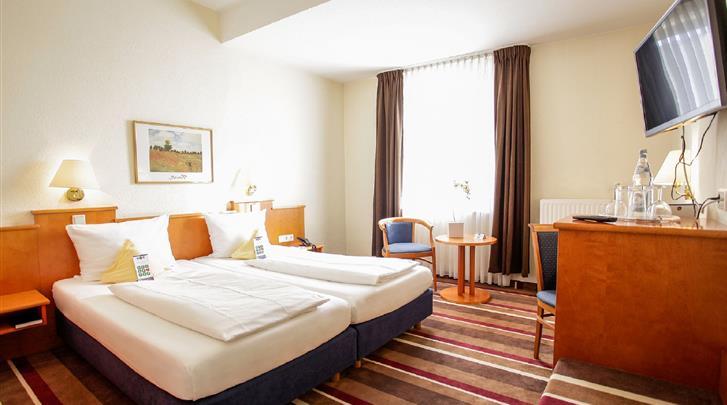 Düsseldorf, Hotel Best Western Ambassador, Standaard kamer