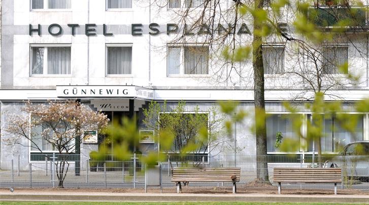 Düsseldorf, Hotel Günnewig Esplanade