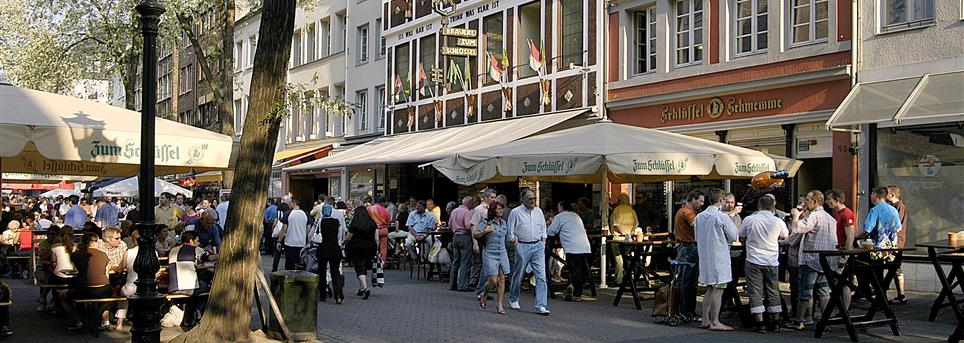 Düsseldorf, Terras Dusseldorf