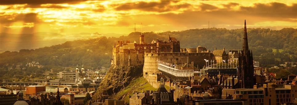 Edinburgh, Bezienswaardigheden Edinburgh