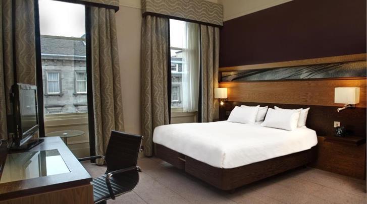 Edinburgh, Hotel Edinburgh Grosvenor, Standaard kamer