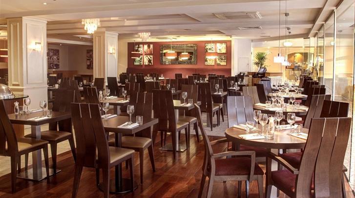 Edinburgh, Hotel Edinburgh Grosvenor, Restaurant
