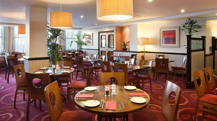 Edinburgh, Hotel Jurys Inn Edinburgh, Restaurant