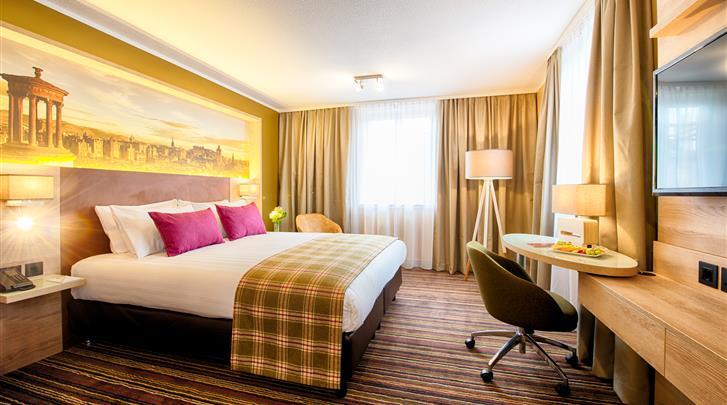 Edinburgh, Hotel Leonardo Royal Edinburgh Haymarket, Standaard kamer