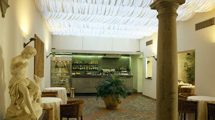 Florence, Appartement Palazzo Ricasoli Residence, Hotel bar
