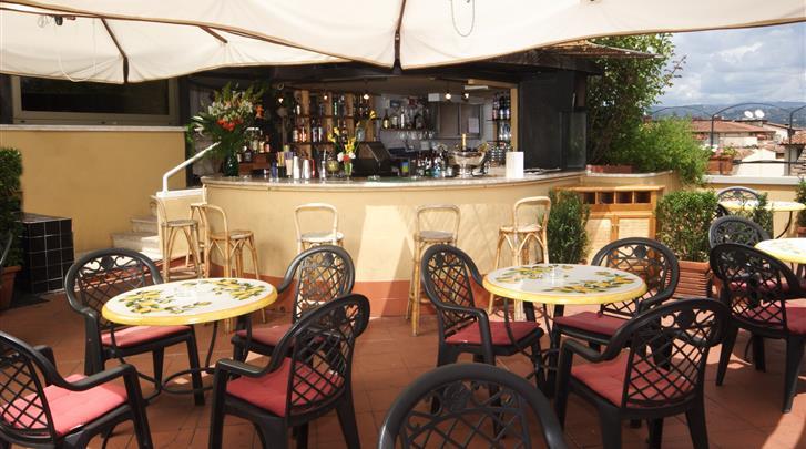 Florence, Hotel Kraft, Hotel bar