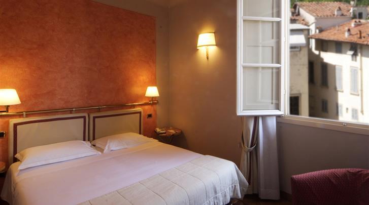 Florence, Hotel Kraft, Standaard kamer