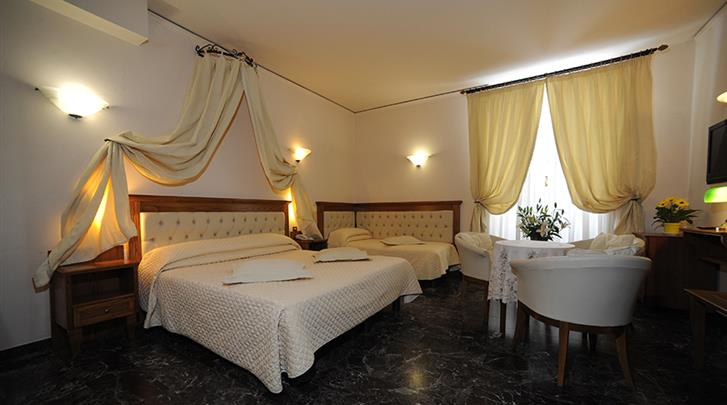 Florence, Hotel Le Due Fontane