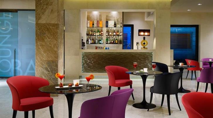 Florence, Hotel Mediterraneo, Hotel bar