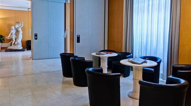Florence, Hotel Palazzo Ognissanti, Lounge