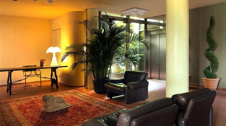 Florence, Hotel Palazzo Ricasoli, Lobby