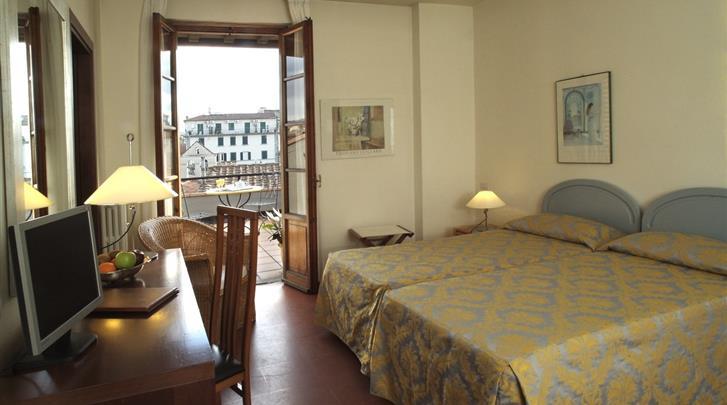 Florence, Hotel Palazzo Ricasoli, Standaard kamer