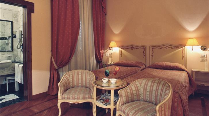 Florence, Hotel Pierre, Standaard kamer