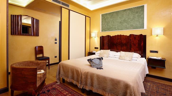 Venetië, Hotel Saturnia & International, Standaard kamer