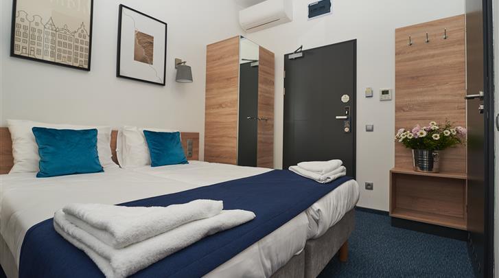 Gdansk, Aparthotel Fama Residence, Standaard kamer