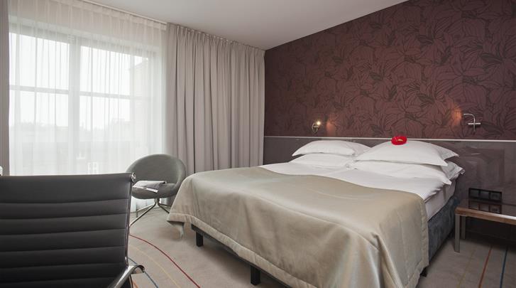 Gdansk, Hotel Q Grand Cru Gdansk, Standaard kamer
