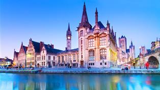 Gent, Gent binnenstad
