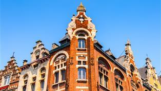 Gent, Gent historische stad
