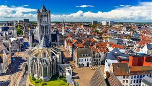 Gent, Gent oude stad