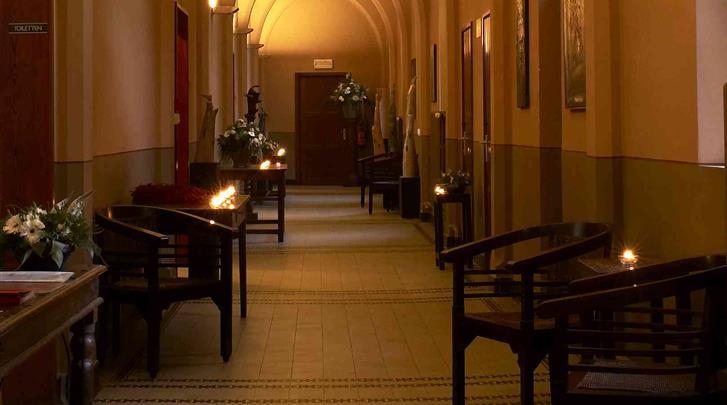Gent, Hotel Monasterium Poortackere, Gang