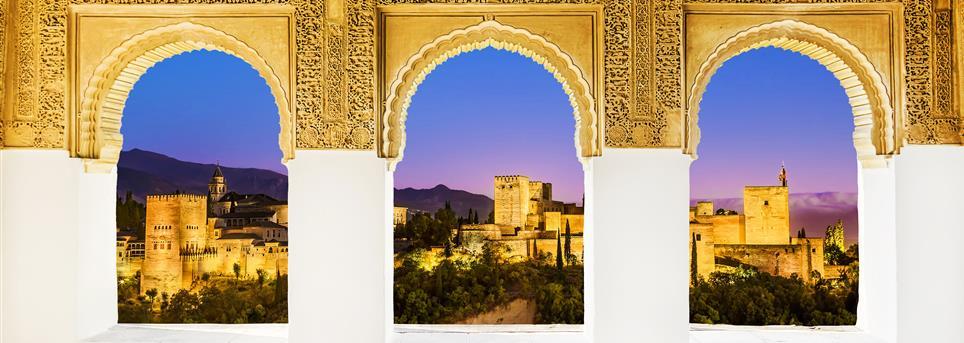 Granada, Granada Alhambra
