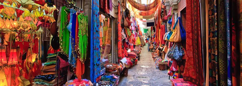 Granada, Granada shopping