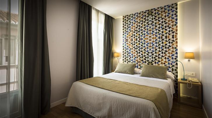 Granada, Hotel Comfort Dauro 2, Standaard kamer