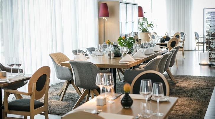Hamburg, Hotel Arcotel Rubin, Restaurant