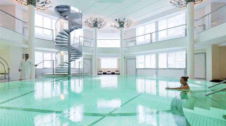 Hamburg, Hotel Europäischer Hof Hamburg, Binnenzwembad