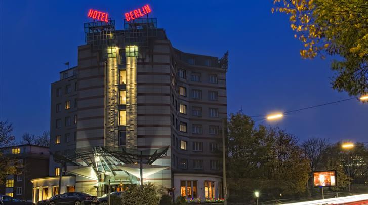 Hamburg, Park Hotel am Berliner Tor