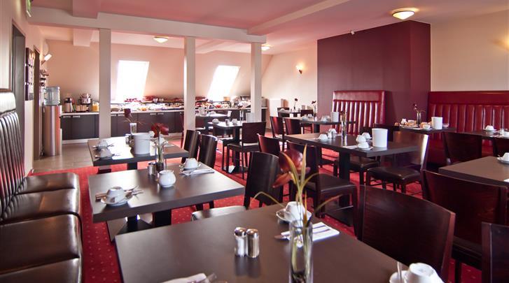Hamburg, Novum Hotel Savoy, Restaurant