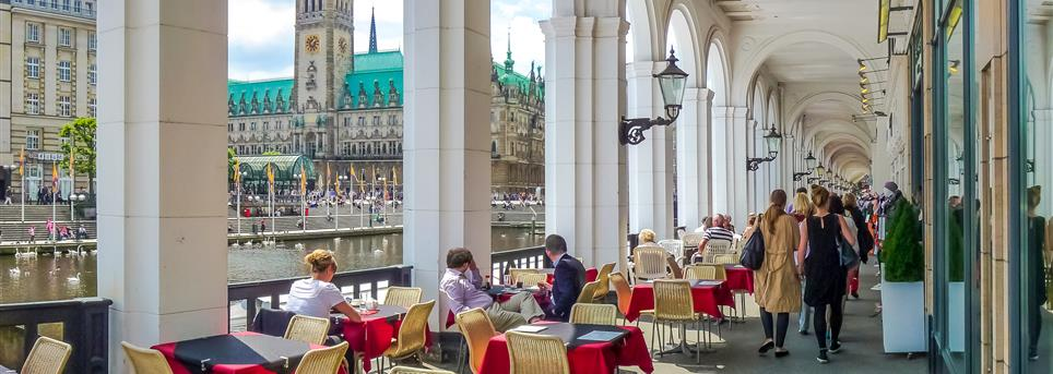 Hamburg, Winkelen Hamburg