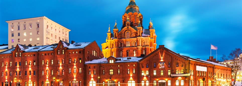 Helsinki, Bezienswaardigheden Helsinki