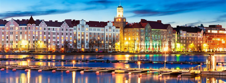 Helsinki Gdansk