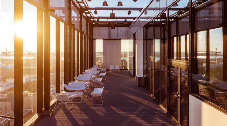 Helsinki, Hotel Clarion Helsinki