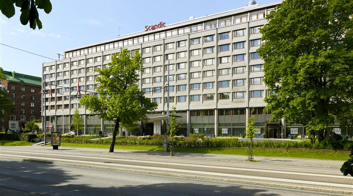 Helsinki, Hotel Scandic Park Helsinki