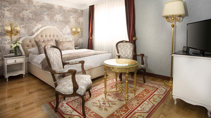 Istanbul, Hotel Best Western Empire Palace, Standaard kamer