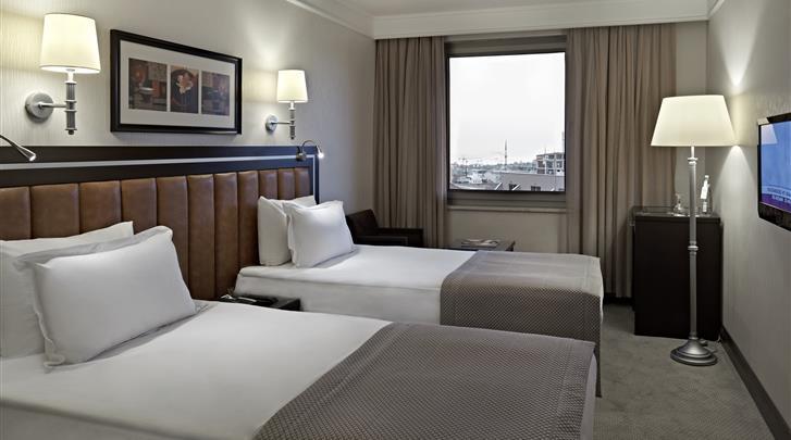 Istanbul, Hotel Senator, Standaard kamer