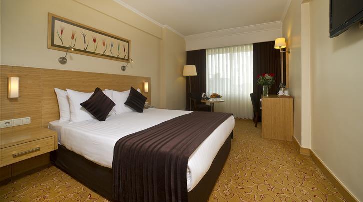 Istanbul, Hotel Best Western The President, Standaard kamer