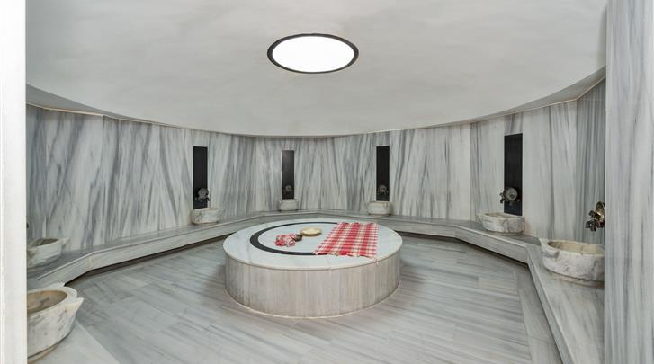 Istanbul, Hotel Beyaz Saray, Welnesscenter