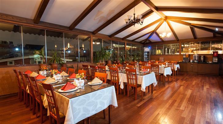Istanbul, Hotel Centrum, Restaurant