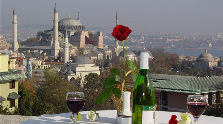 Istanbul, Hotel Hali