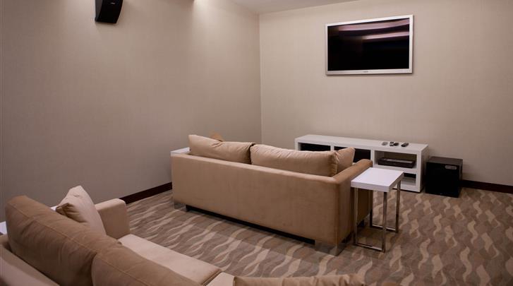 Istanbul, Hotel Innova, Lounge